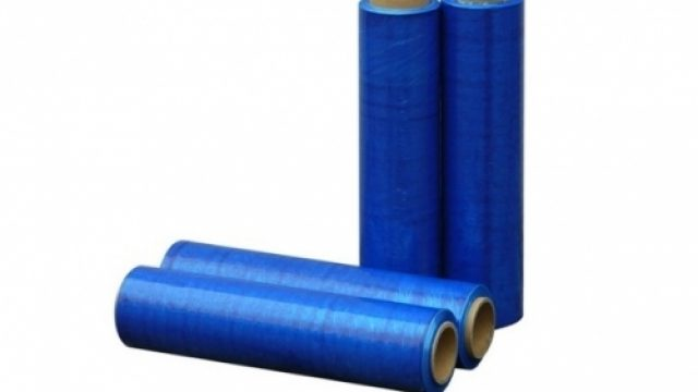 Anti corrosion VCI stretch film