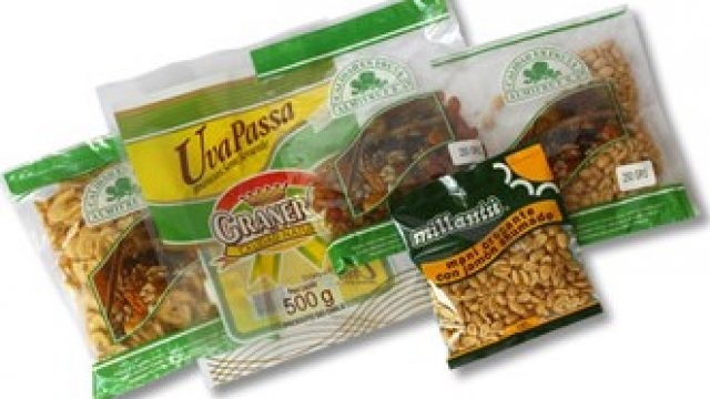 Sachets alimentaires