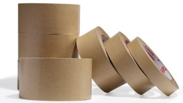 Ecological Paper Packaging Tape