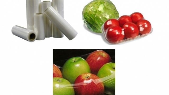 Polyethylene Cling film – PE Food Stretch