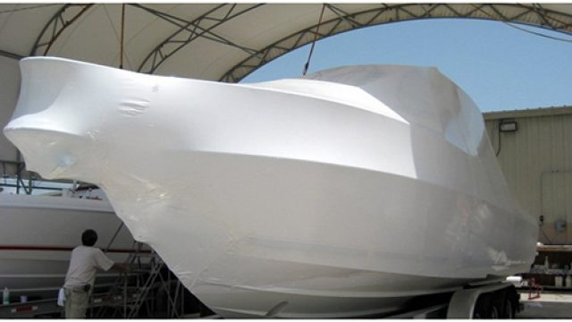 Shrink Film For Boats And Vehicles