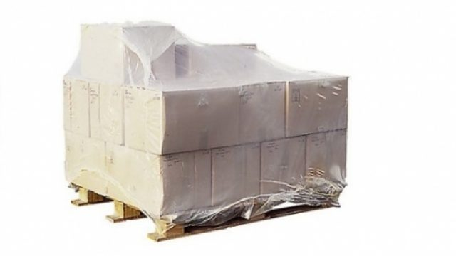 Pallet Shrink Covers & Cap Sheets